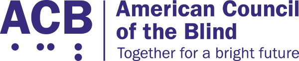 American Council of the Blind, Together for a bright future